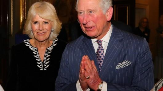 Auch Prinz Charles und Ehefrau Camilla sind vom Corona-Virus betroffen.