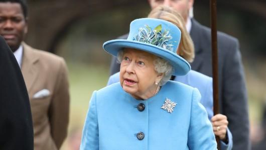Große Sorge um Queen Elizabeth II. Ihr Sohn ist mit dem Coronavirus infiziert.