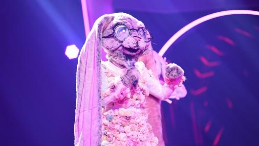 The Masked Singer liegt vorerst auf Eis.