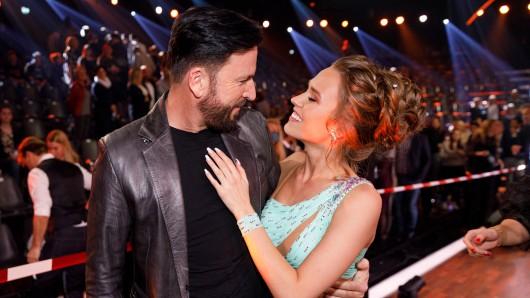 Laura Müller und Michael Wendler.