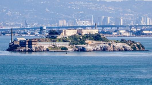 Urlaub in den USA: Um Alcatraz zu sehen, werden Touristen fies abgezockt.