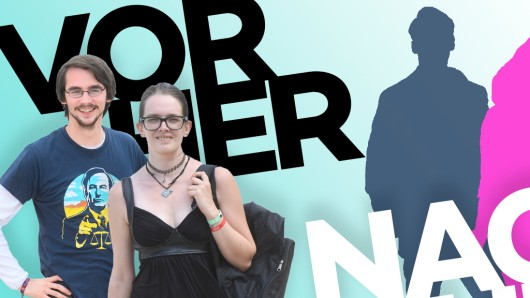 Mit welchem neuen Look starten Sven (24) und Jenny (33) bei Beauty & The Nerd am Donnerstag durch?