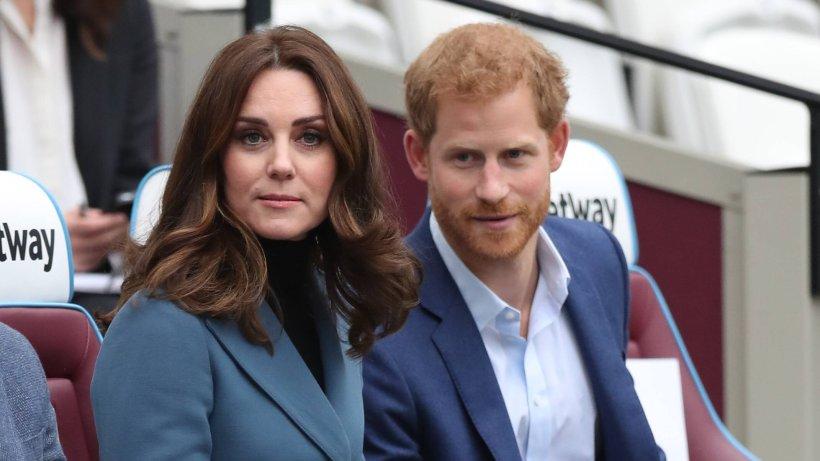 """Prinz Harry: Unerwartetes Geständnis über Kate Middleton – """"Jetzt habe ich..."""""""
