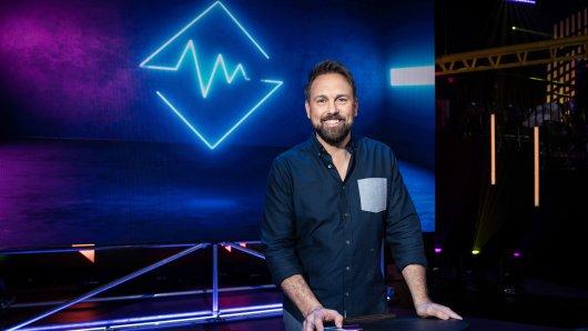 """Steven Gätjen moderierte die """"Die!Herz!Schlag!Show!"""" bei ProSieben."""