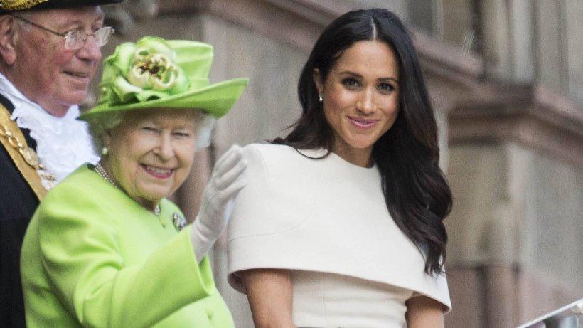Queen Elizabeth II.: Meghan feiert Geburtstag – Queen macht DAS