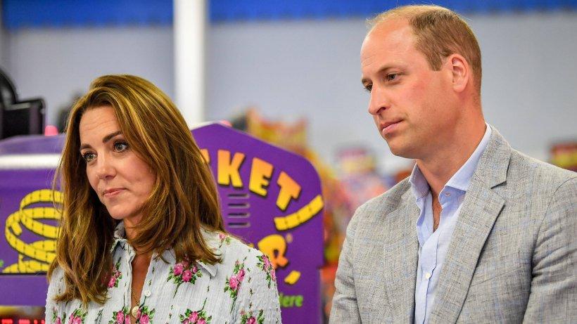 Kate Middleton: Geheimnis gelüftet! Sie und Prinz William werden...
