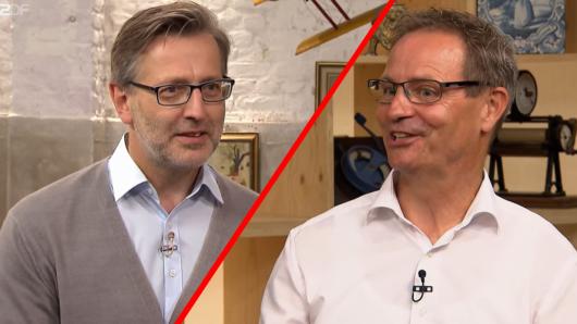 Mit dieser Expertise von Galerist Detlev Kümmel hat Manfred nicht gerechnet.