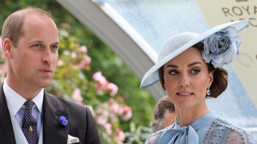 Kate Middleton und Prinz William suchen einen neuen Angestellten.