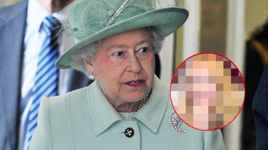 Wer hätte es gedacht? Auch Queen Elizabeth II. bekommt mal einen Korb.