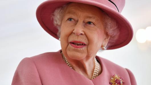 Queen Elizabeth II. ist eine strenge Monarchin.