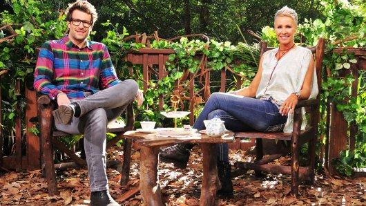 Die Dschungelcamp-Moderatoren Sonja Zietlow und Daniel Hartwich.