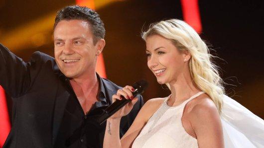 Stefan Mross und Anna-Carina Woitschack haben eine süße Überraschung verkündet.