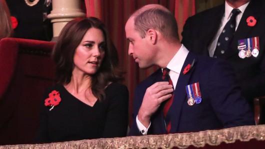 Kate Middleton und Prinz William sind seit 2011 verheiratet.