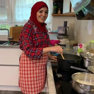 """""""Das perfekte Dinner""""-Gast und Vegetarierin Nada hatte ständig etwas zu meckern."""