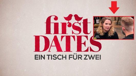 First Dates: Jacky und Linus lernen sich in der VOX-Sendung kennen.