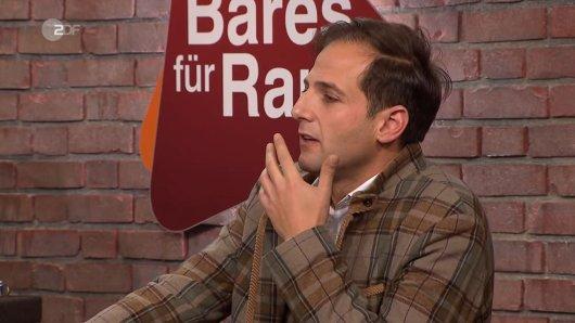 """Bares für Rares""-Händler Julian Schmitz-Avila."