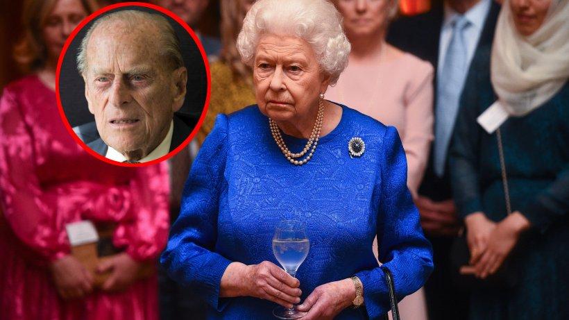Queen Elizabeth II: Philip krank – deshalb besucht sie ihn nicht