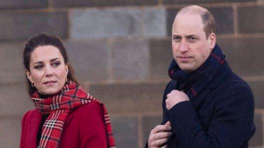 Kate Middleton und Prinz William werden in den nächsten Tagen in London erwartet.