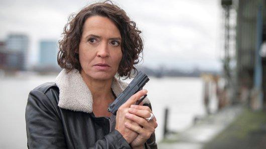 """Für Ulrike Folkerts hatte ein """"Tatort""""-Dreh schwerwiegende Folgen."""