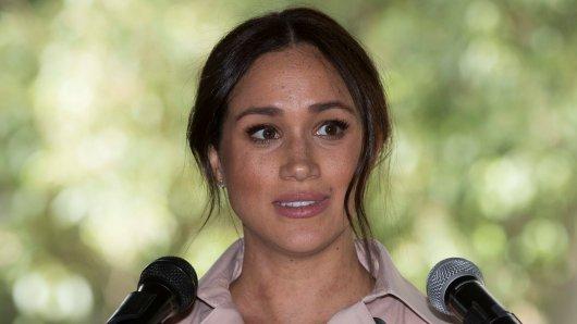 Meghan Markle nimmt nicht an der Beerdigung von Prinz Philip teil – doch der Grund ist nicht ihre Schwangerschaft. (Archivfoto)