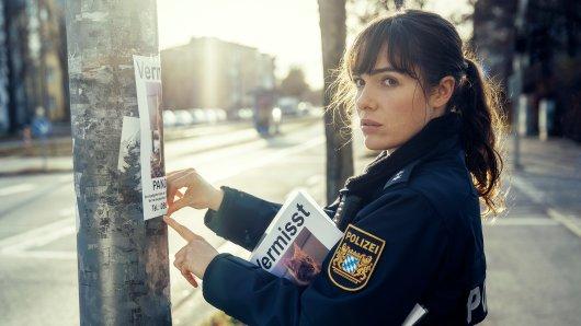"""Die Polizistin Elisabeth """"Bessie"""" Eyckhoff ermittelt am Sonntag wieder in München."""