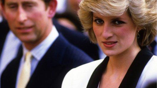 Royals: Prinzessin Diana und Fürstin Gloria von Thurn und Taxis verstanden sich gut.