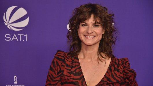 """""""Frühstücksfernsehen""""-Moderatorin Marlene Lufen war zu Gast bei der Sat.1-Spendengala (Symbolbild."""