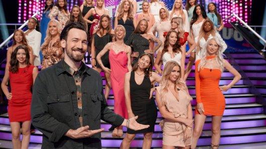 Take me out: In der RTL-Datingshow fällt eine Kandidatin vom Glauben ab.