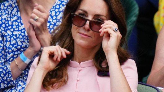 Kate Middleton soll von der Fehde zwischen den Brüdern schwer getroffen sein. (Archivbild)