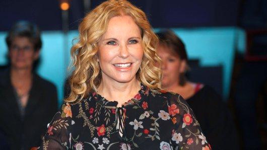 RTL-Star Katja Burkard macht Urlaub.