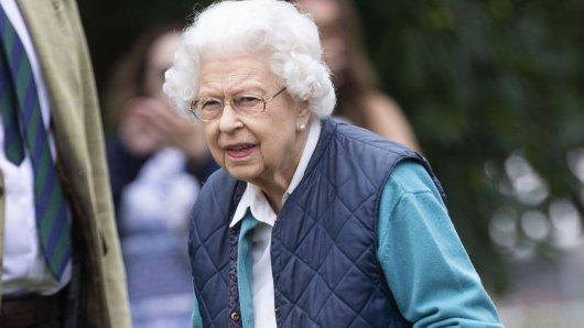 Queen Elizabeth II. wird ausgerechnet von Touristen verwechselt.