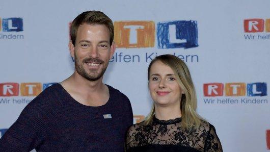 Bauer sucht Frau: Anna Heiser und ihr Mann Gerald.