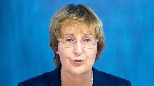 Die Präsidentin der Ärztekammer Niedersachsen, Martina Wenker (Archivbild).