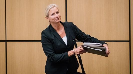 Die Spitzelaffäre beim Verfassungsschutz Niedersachsen kostet Behördenchefin Maren Brandenburger ihren Job (Archivbild).
