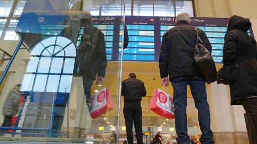 Am Hauptbahnhof Hannover hat bereits eine Störung am Sonntag den Zugverkehr über Stunden lahm gelegt. In der Nacht zum Dienstag kam es erneut zu einer Stellwerk-Störung.