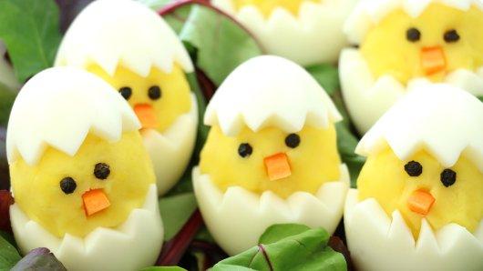 Das Osterküken steht symbolisch für Fruchtbarkeit und die Entstehung neuen Lebens.