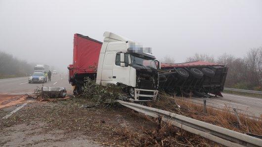 Auf der A2 hat es einen Unfall gegeben. Die Auswirkungen von verheerend!
