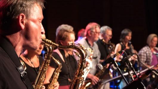 Vom 28. Juni bis zum 1. Juli rocken musikalische Teilnehmer den Jazz- und Rockworkshop.
