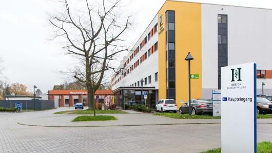 Das Helios Klinikum Salzgitter.