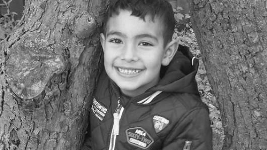 Diyar wurde nur fünf Jahre alt.