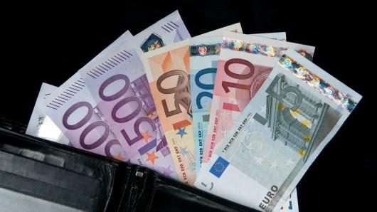 Niedersächsische Abgeordnete haben künftig mehr Geld in ihrem Portmonaie (Symbolbild).