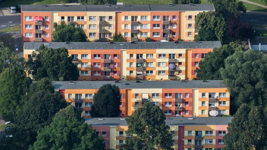 Mehrfamilienhäuser in Salzgitter (Archivbild).