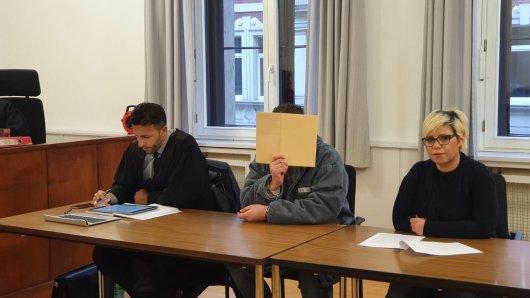 Vor Gericht in Salzgitter sprach am Mittwoch auch der Angeklagte.