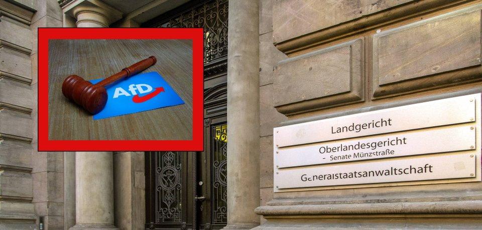 Ein AfD-Politiker aus Salzgitter ist wegen Volksverhetzung verurteilt worden.