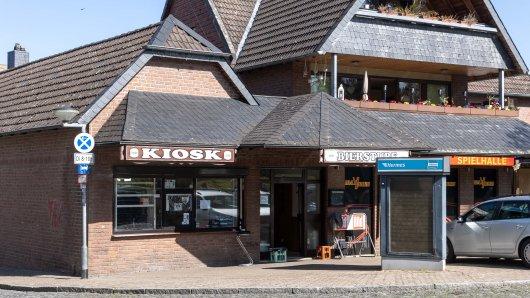 Der Kiosk in Salzgitter musste nun leider schließen.