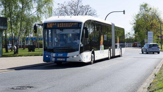 Salzgitter: Im Stadtgebiet sind jetzt zehn dynamische Fahrgast-Informations-Anzeiger (DFI) in Betrieb gegangen.