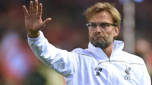 Jürgen Klopp nach dem Sieg mit dem FC Liverpool gegen seinen Ex-verein Borussia Dortmund.