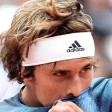 Alexander Zverev konnte sich nicht durchsetzen.