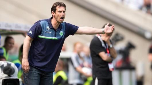 VfL-Coach Ralf Kellermann.