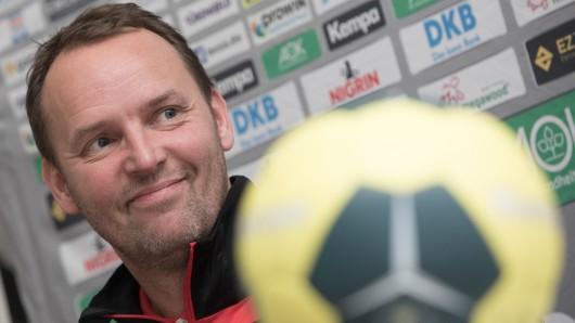Handball-Bundestrainer Dagur Sigurdsson. (Archivbild)